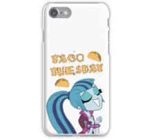 Sonata Dusk - Taco Tuesday - MLP FiM - Brony iPhone Case/Skin