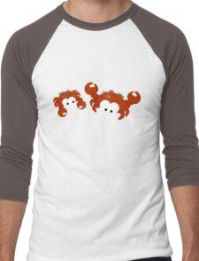Two Crabs Men's Baseball ¾ T-Shirt