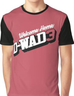 Welcome Home D-Wade Graphic T-Shirt