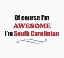 South Carolina Is Awesome Kids Tee