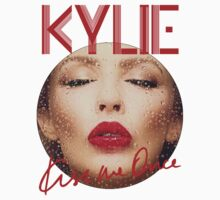 Kylie - Kiss Me Once by everythingtaboo