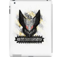 Blade Wolf [Damaged] iPad Case/Skin