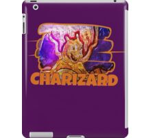 Epic Charizard Streetart Tshirts + More ' Pokemon ' iPad Case/Skin