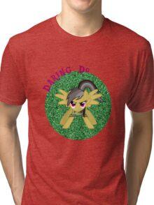 DaringDoGlitter Tri-blend T-Shirt