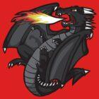 Little Dragon's Fire by Eevachu