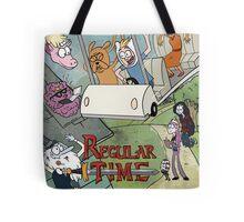 Regular Time Tote Bag