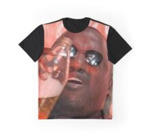 morpheus drinking a 40 Graphic T-Shirt