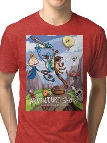 Adventure Show Tri-blend T-Shirt