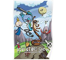 Adventure Show Poster