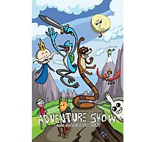 Adventure Show Photographic Print