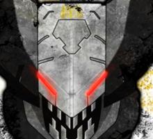 Blade Wolf [Damaged] Sticker