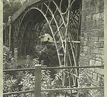 IRONBRIDGE ENGLAND 1 by TONYARTIST