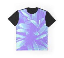 Elegance, Blue Graphic T-Shirt