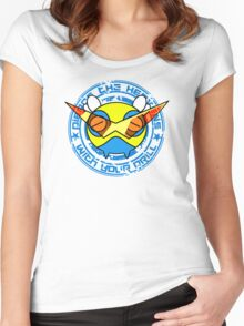 Mega Dunsparce Women's Fitted Scoop T-Shirt