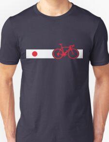 Bike Stripes Japan T-Shirt