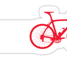Bike Stripes Japan Sticker