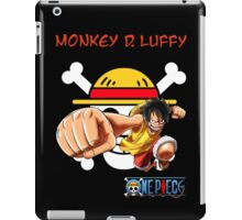 Monkey D. Luffy iPad Case/Skin