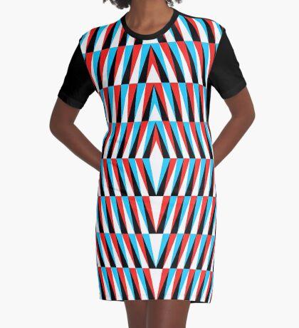 Almas Graphic T-Shirt Dress