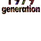 1979 Generation by ilmagatPSCS2