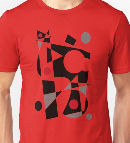 Abstract #185 Unisex T-Shirt