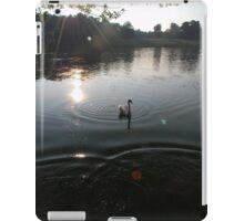 Tatton Swan iPad Case/Skin