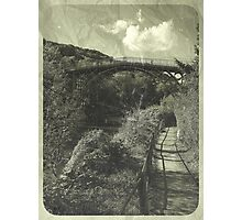 IRONBRIDGE ENGLAND 8 Photographic Print