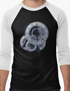 Time Lord 2 Men's Baseball ¾ T-Shirt