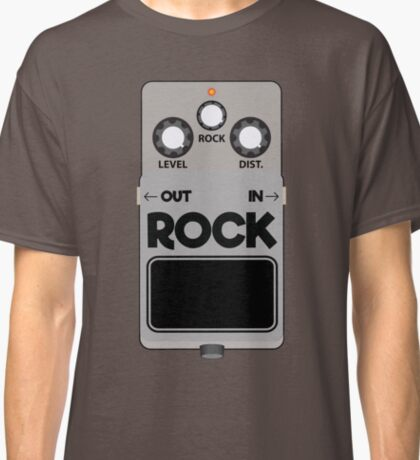 Guitar Pedal Classic T-Shirt