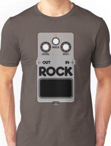 Guitar Pedal Unisex T-Shirt
