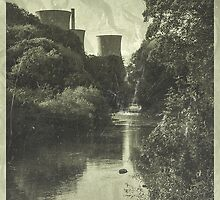IRONBRIDGE ENGLAND 9 by TONYARTIST