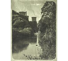 IRONBRIDGE ENGLAND 9 Photographic Print