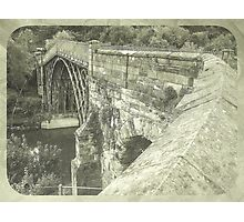 IRONBRIDGE ENGLAND 10 Photographic Print
