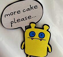 Nandy Wants More Cake by FendekNaughton