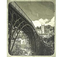 IRONBRIDGE ENGLAND 11 Photographic Print