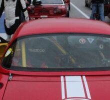 Team Road Kill Racing at COTA Sticker