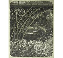 IRONBRIDGE ENGLAND 13 Photographic Print