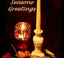 Seasons Greetings by Martina Fagan