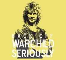 Back off Warchild - SERIOUSLY (dark) One Piece - Short Sleeve