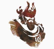 Beastmaster - Dota 2 by dotashirts10