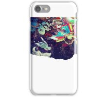 Lost in Thought - Space Case iPhone Case/Skin