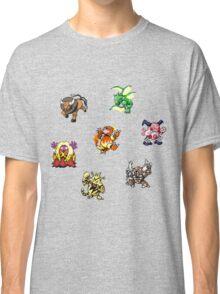 Pokemon Weirdos Classic T-Shirt
