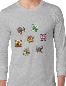 Pokemon Weirdos Long Sleeve T-Shirt