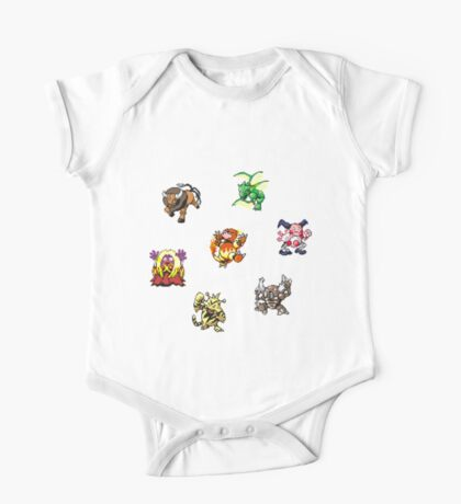 Pokemon Weirdos One Piece - Short Sleeve