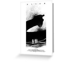 Alien 35th Anniversary Greeting Card