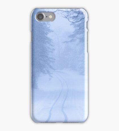 Nostalgic Through The Woods iPhone Case/Skin