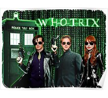 The Whotrix Poster