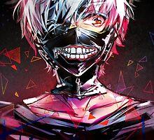 Anime: Kaneki Ken by DarkChild