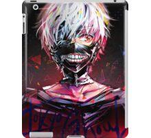 Anime: Kaneki Ken iPad Case/Skin