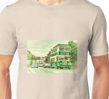 Abingdon Nostalgia  Unisex T-Shirt