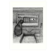 Serendipity I Art Print